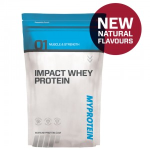 Impact Whey Protein review myprotein.com