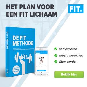 banner vierkant fit methode
